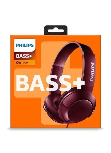 Philips SHL3070WT/00 Bass+ Kulaküstü Kulaklık Kırmızı